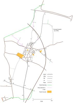 Parish Footpaths