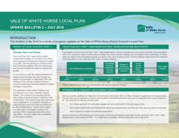 Bulletin 3 Jul 2016