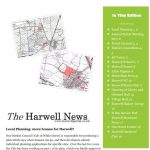 Harwell News ready for distribution