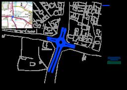 TTRO Rowstock 2020 Location Plan