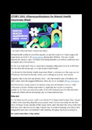 OCC web notice mental health