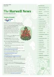 Harwell News 225 December 2020