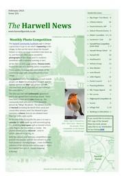 Harwell News 226 February 2021