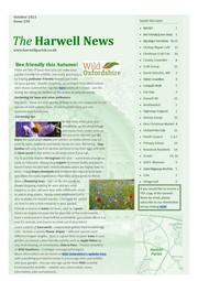 Harwell News 230 October 2021